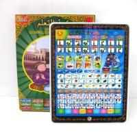 Jual Playpad Muslim 4 Bahasa + LED Ipad Mainan Edukasi Anak Murah