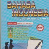 Ringkasan & Bank Soal Bahasa Indonesia Untuk SD Kelas 4,5, Dan 6