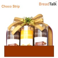 CHOCO STRIP TUBE by BreadTalk