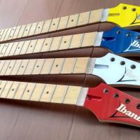 harga Neck/stang Ibanez RG350M (Maple) Wizard II Guitar Tokopedia.com
