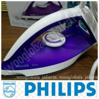 SETRIKA PHILIPS DIVA GC.122 / HAND DRY IRON PHILIPS 350W (350 Watt)