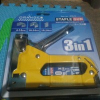 Staples Jok, Staples Tembak Orange 3 in 1