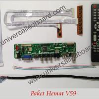 Universal Led Board Paket Hemat