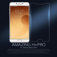 Tempered Glass Nillkin Samsung Galaxy C9 Pro Amazing H+ Pro