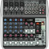 Mixer Behringer Xenyx QX1202 USB / QX 1202 USB