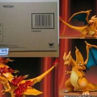 SHF Charizard Lizardon Rizardon Pokemon X Y Z New Nintendo 3DS XL ORI