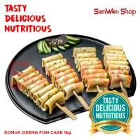 EOMUK ODENG 1 Kg Fresh - SamWon Makanan Korea ENAK LEZAT BERGIZI