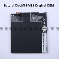 Baterai Handphone XiaoMi Mi3 BM31 Original OEM | BM 31, HP, Xiao Mi 3