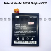 Baterai Handphone XiaoMi Mi4 BM32 Original OEM | BM 32, HP, Xiao Mi 4
