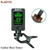 harga Digital Tuner Alat Stem gitar elektrik bass biola ukulele Tokopedia.com