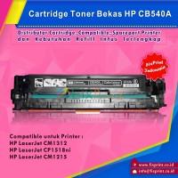 Cartridge Toner Bekas CB540A