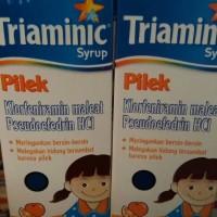 Triaminic pilek syr 60ml