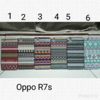 Case Ultrathin Batik For Oppo R7s  / Softcase Oppo R7s Batik