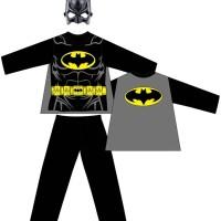 Baju Kostum Topeng (Anak) - BatMan
