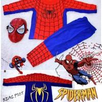 Baju Kostum Topeng (Anak) - SpiderMan