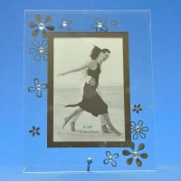 Bingkai kaca / Mirror Glass Photo Frame W380 4x6 (07760)