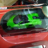 motormax - McLaren 6505 SPIDER ( HIJAU) 1:24