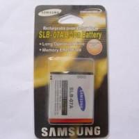 Baterai Samsung SLB-07A