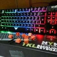 Keyboard Gaming NYK K01 / K01 RGB TKL