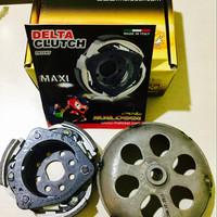 harga Malossi Maxi Delta System Set Clutch & Drum for Vespa 150ie 3V Tokopedia.com