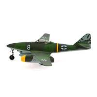 Jual Miniatur Pesawat Perang Me 262 A 1a White 8 Easy Model 15 Cm 1: