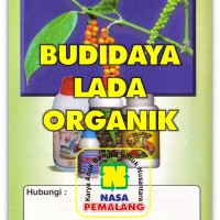 PUPUK BUDIDAYA LADA SUPERNASA POWER NUTRITION POC NASA HORMONIK