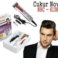 Cukuran Nova 6138 Jenggot Kumis Nova Clipper 61381