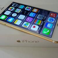 Iphone 6 16gb Gold Silent Camera Garansi 1 Tahun