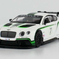 Diecast Bburago 1:24 Bentley Continental GT3