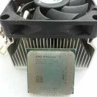 Processor AMD Phenom II X4 955 Quad-Core 3.2 GHz Socket AM3 + FAN AMD