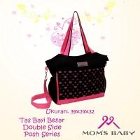 Moms Baby Tas Bayi Besar Posh Moms Double Side MBT710400