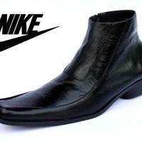 harga Sepatu Pria Nike Pantofel High Resleting Kulit Asli Kerja Kantor #1 Tokopedia.com