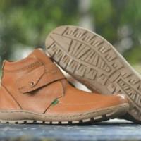 harga Sepatu Casual Kickers Prepet Kulit Asli Sepatu Pria Formal Kerja Tokopedia.com