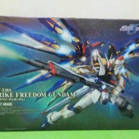 SALE - Perfect Grade STRIKE FREEDOM GUNDAM