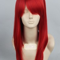 COS Wig Anime Magi Morgiana 55cm