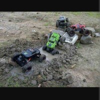 NQD RC Car Rock Crawler King 1/12 4X4 4WD RTR offroad adventure mainan