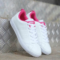 SEPATU ADIDAS NEO ADVANTAGE ORIGINAL (fadding pink)