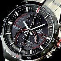 jam tangan pria merk CASIO EDIFICE ORI BM type EF A 500
