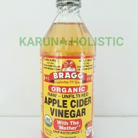 harga Bragg Apple Cider Vinegar (With The