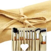 Mineral Botanica Brush Set (isi 10 kuas)