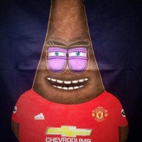 Atasan Baju Kaos Bola Hitam Patrick Pogba Gigglestruggle