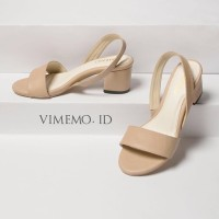 Sepatu Heels MISCHA NUDE Vimemo