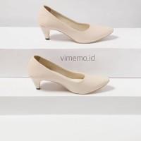 Sepatu Heels TERESA BEIGE Vimemo