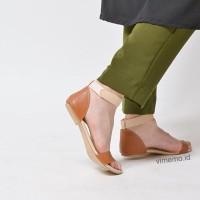 Sepatu Sandal SHENA BROWN Vimemo