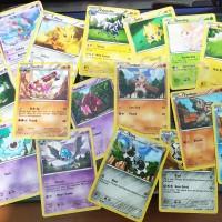 Jual Kartu Pokemon Cards 100% Original - 102 Cards Murah