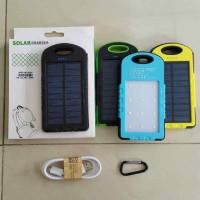 Powerbank Solar Lampu LED 188.000mAh