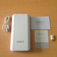 VIVAN ROBOT RT800 20000 mah 3 Output Garansi 1 Tahun ( BEST SELLER )