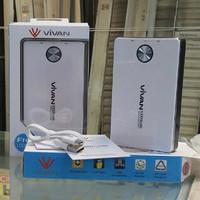 powerbank vivan f10 10000mah / power bank vivan f10 10.000mah / 10.000