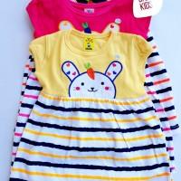 Rabbit Dress Anak / Baju anak / Rok anak