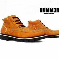 Harga Promo Sepatu Boots Humm3r Kerja Touring Adventure Pria Army Hita